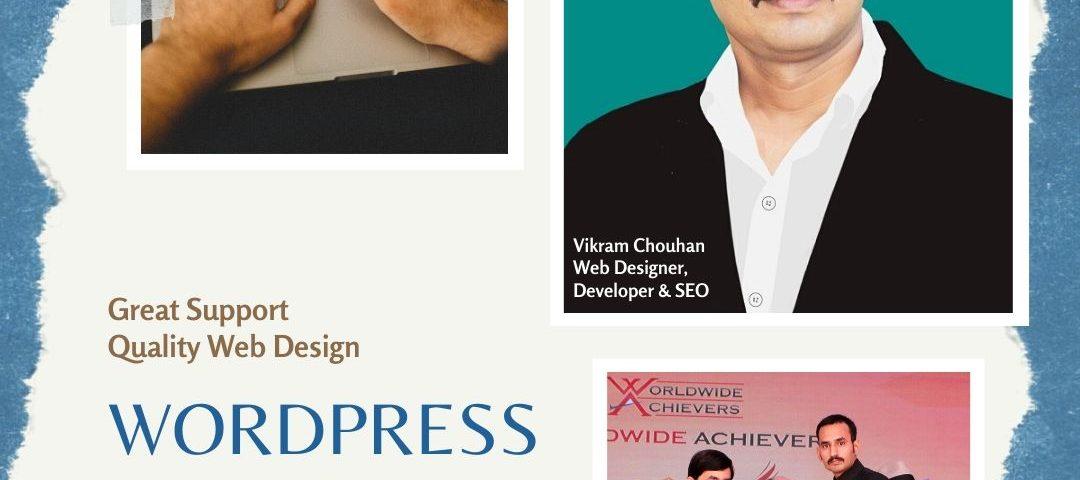 WordPress Designer in Udaipur